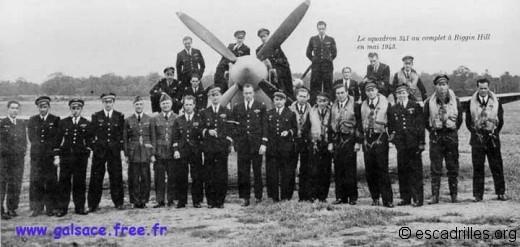 Spitfire 341S 1943