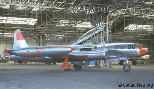 T-33A 1973 314-UG