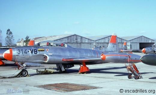 T-33A 1973 314-VB