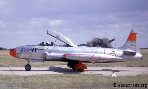 T-33A 1973 314-VF