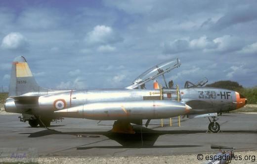 T-33 1979 338-HF du CEVSV
