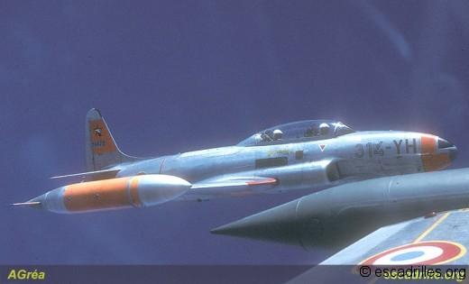 T-33A 314-YH air2air