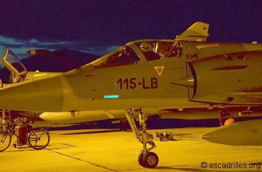 2000 nuit pilote