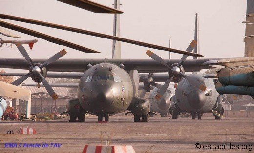 C-160 Allemagne Serval