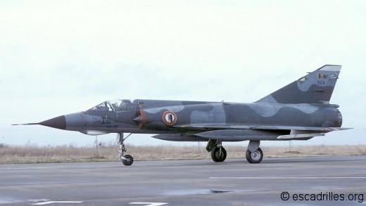 Mirage IIIE 1978 3-IB 526