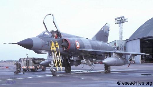Mirage IIIE 1978 3IM 535