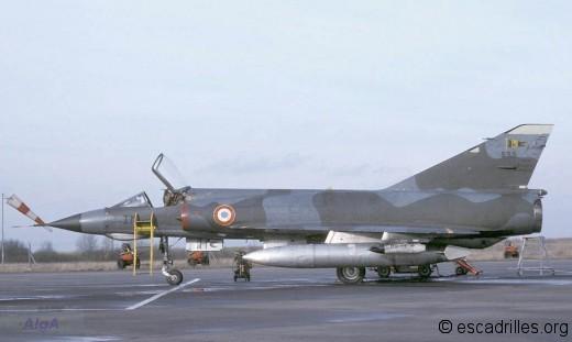 Mirage IIIE 1978 3-IM 535