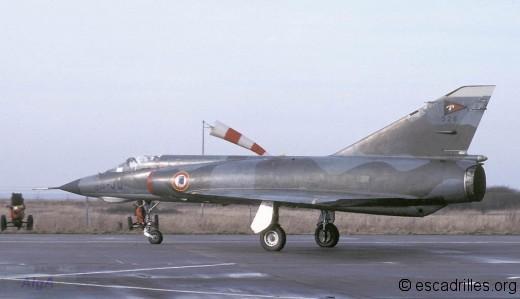 Mirage IIIE 1978 3JQ 528
