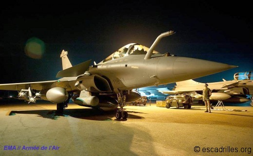 Rafale 118-IX Serval