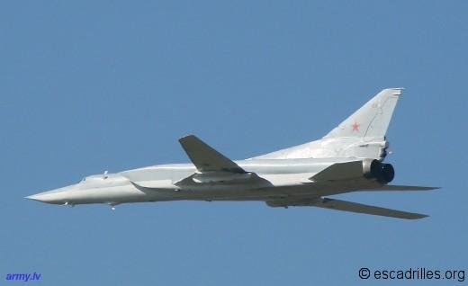 Tupolev 26 Backfire