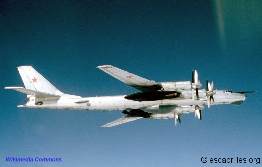 Tupolev 95 Bear D