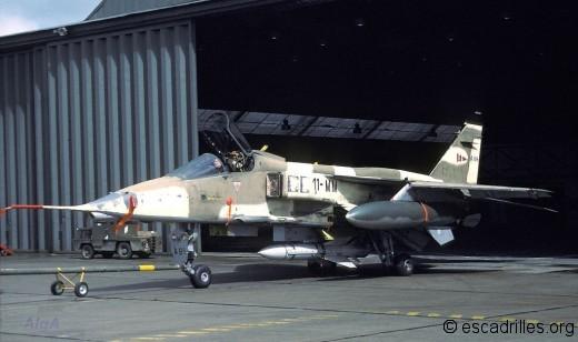 Jaguar A89 11MM 1988
