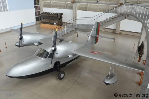 Widgeon Grumman AvioçaoNaval 128