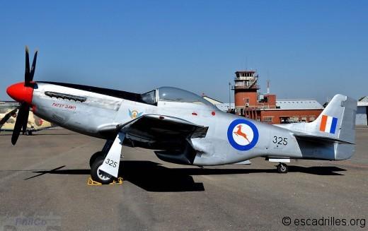 Mustang SAAF