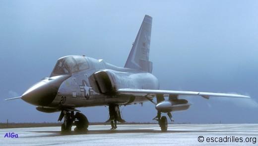 Nos hôtes de l'USAF avaient à coeur de nous faire profiter à fond du beau Six