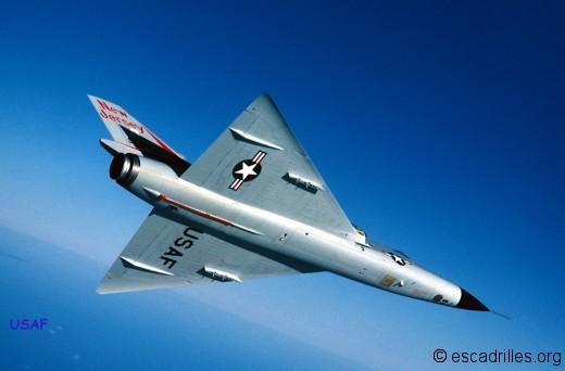 100% pur delta: c'est le F-106