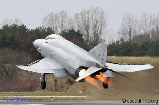 Depuis 2008, le JG 71 Richthoffen était seul sur Phantom