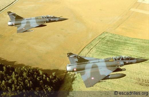 """La BA sur 2000D, un brin plus """"confort"""" que sur IIIE ..."""