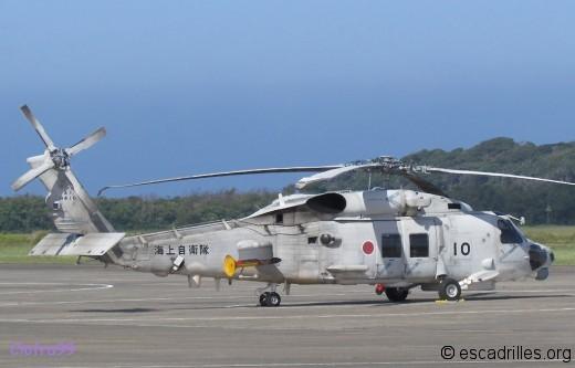 Le SH-60 de lutte ASM