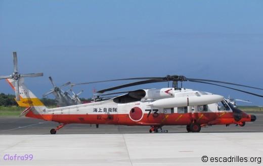 Un des USH-60 de