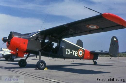 Le « 13-TB » n°104 de la 13è EC de passage à Metz le 30 juillet 1974