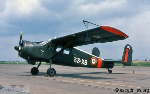 Le « 33-XB » n°173 de la 33è ER de passage à Metz, le 21 juillet 1978