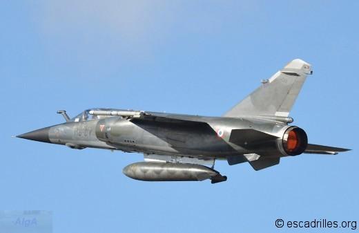 Polyvalent depuis 30 ans, c'est le Mirage F-1CR