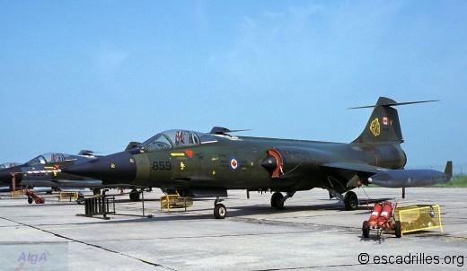 F104 1979 CAF859