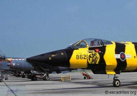 F-104G CAF 862