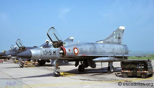 Mirage IIIC 1979 10-SM
