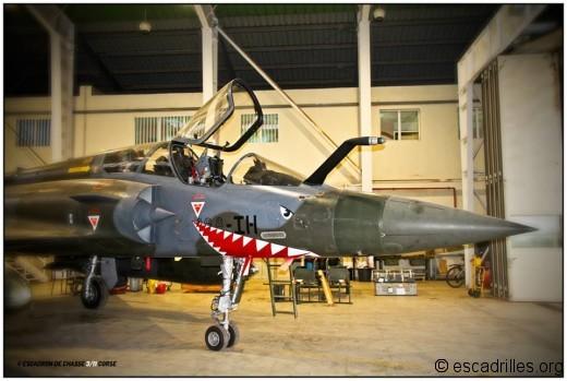 Mirage 2000D du 3/11