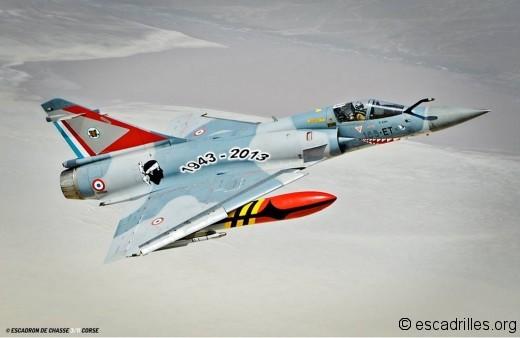 Mirage 2000-5F du 3/11