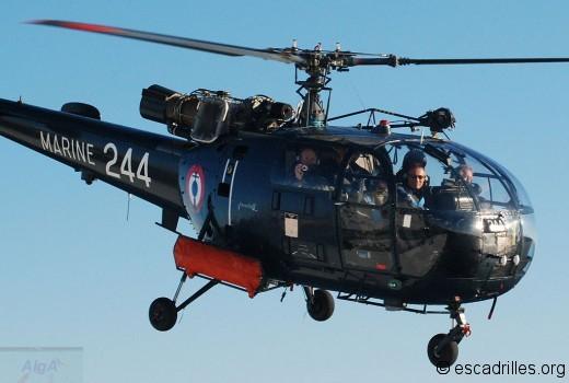 Alouette 2009 35F-244