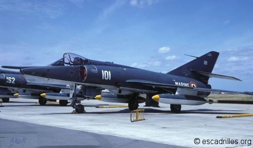 Etendard 1982 16F-101