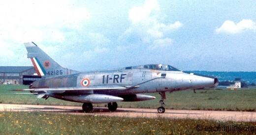 F-100D du 3/11