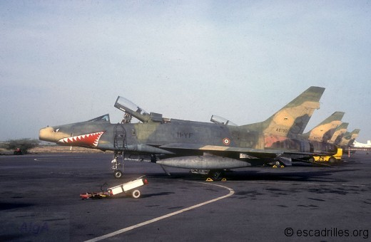 F-100 11-YF 1978
