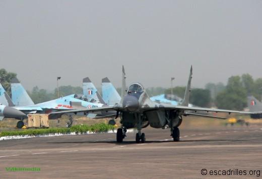 MiG-29 Inde