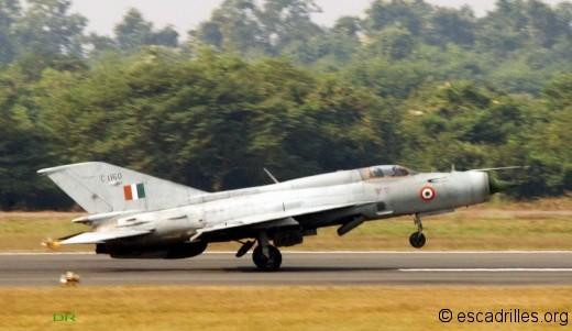 Mig-21 Inde