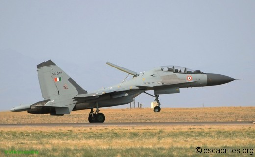 Su-30 MKI Inde