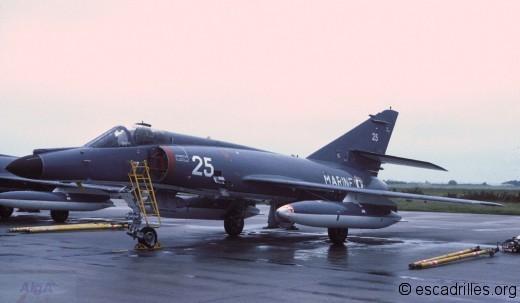 Super-Etendard 1982 14F-25
