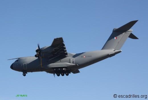 A400 MSN8, le deuxième de l'Armée de l'Air