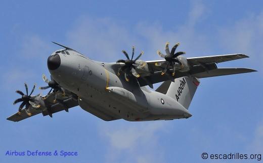 Un programme d'essais en vol mené tambour battant par 5 avions