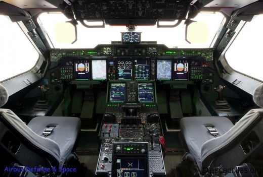 "Un cockpit fait pour un avion ""user friendly"" ... ?"