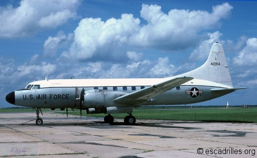 C-131 vu en 1978 à Atlantic City