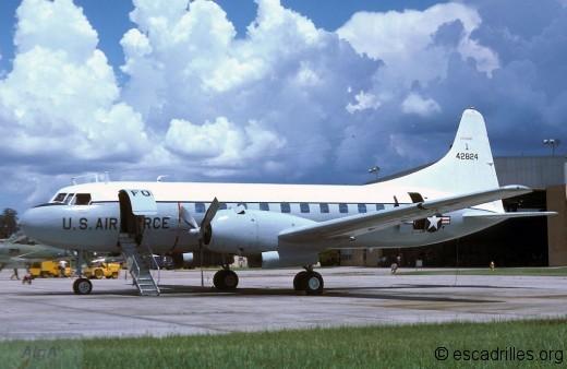 C-131 de l'ANG de Louisiane