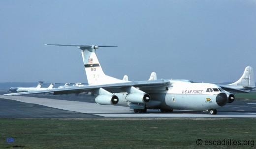 C-141A 1977 59408