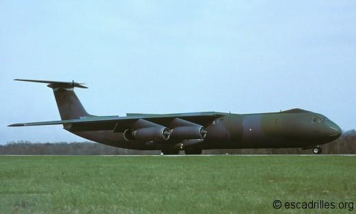 C-141B 1983 60133 (Dobbins, Georigia)