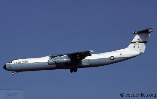 Lockheed C-141B 1983 60173