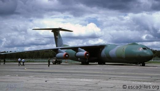 C-141B 1991 60152