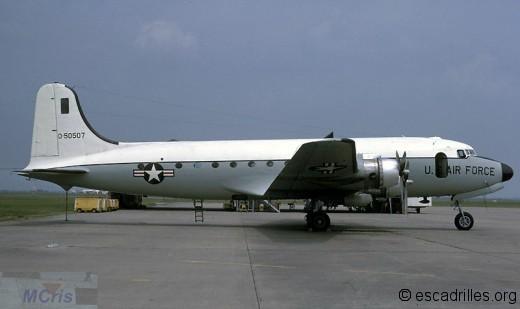 Un C-54 vu en 1971
